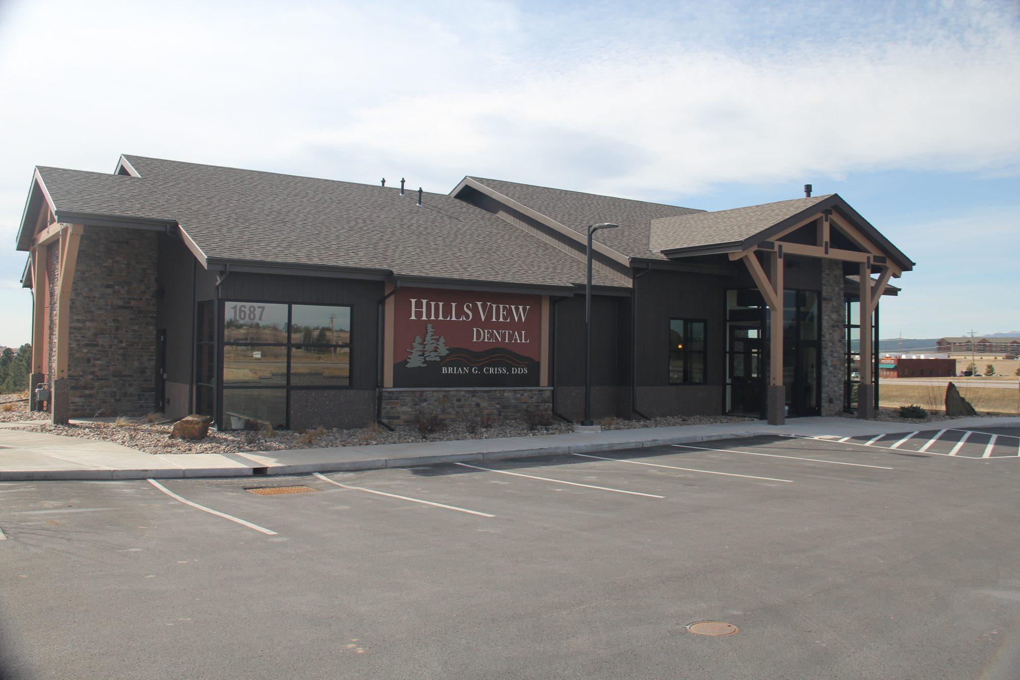 Hills View Dental Building