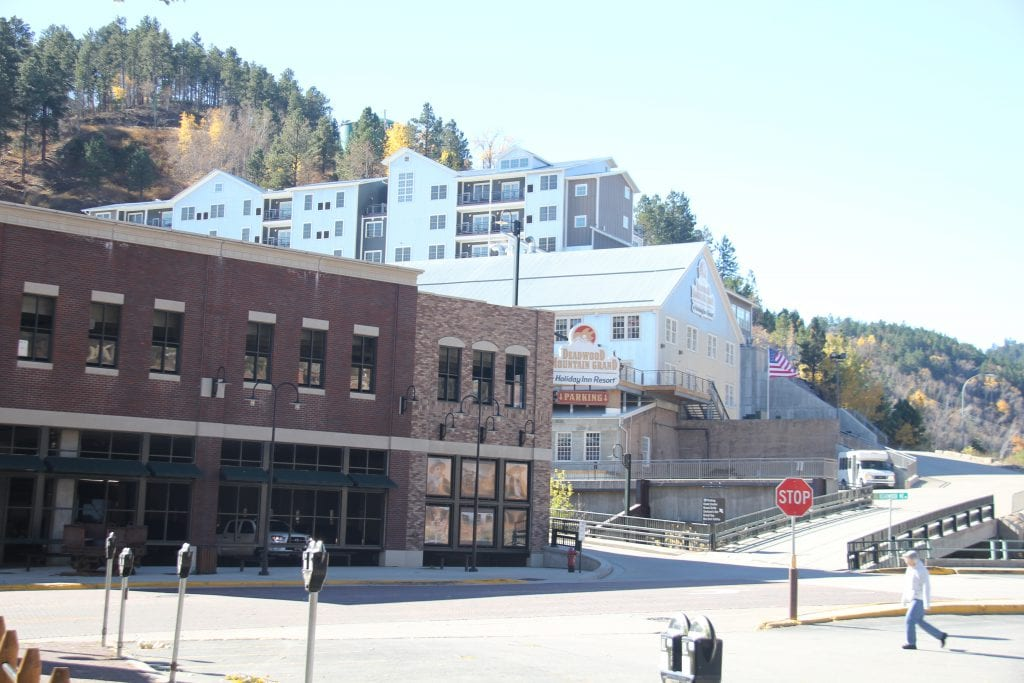 Deadwood Parking Garage
