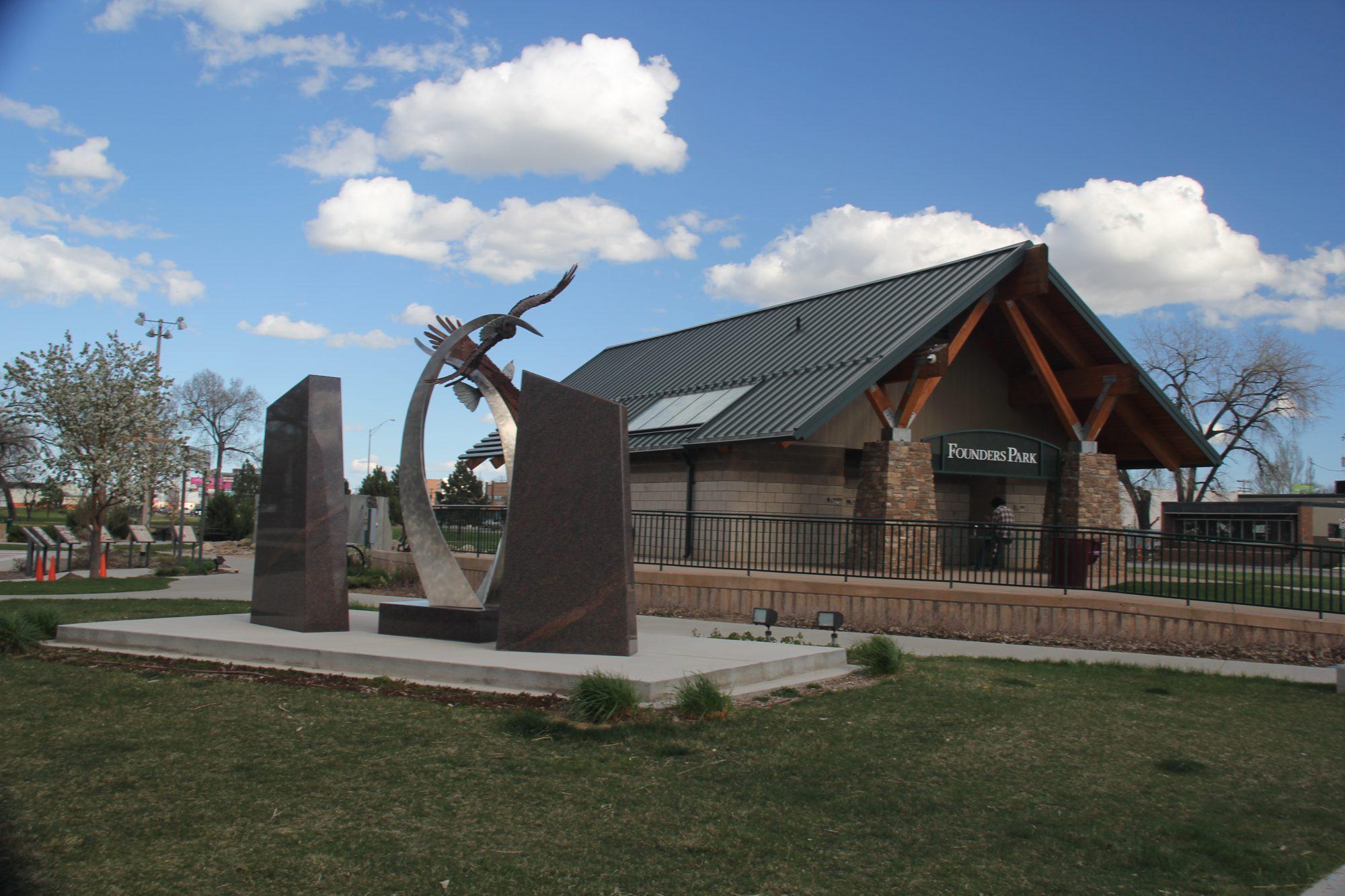 Founder's Park Art