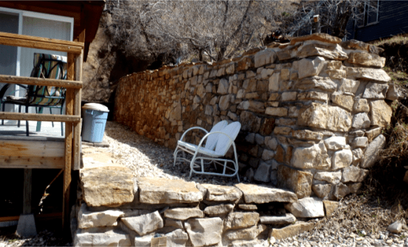 Deadwood Retaining Walls - Albertson Engineering Inc.
