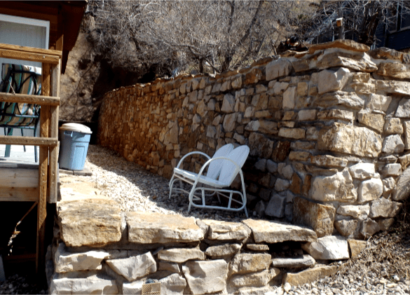 Deadwood Retaining Walls - Albertson Engineering Inc.