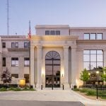 Pennington County Courthouse Addition - Albertson Enginering Inc.