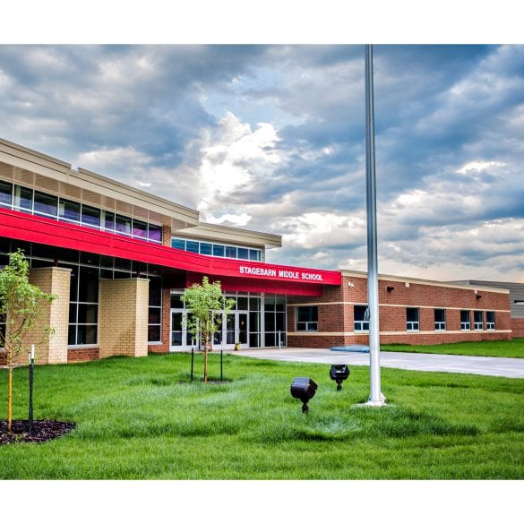 Stagebarn School - Albertson Engineering