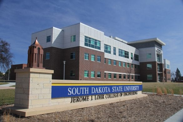 SDSU Lohr Addition - Albertson Engineering Inc.
