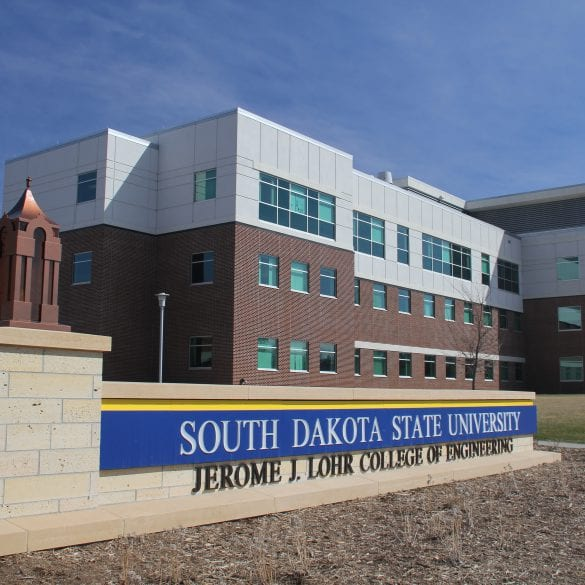 SDSU Lohr Addition - Albertson Engineering Inc.